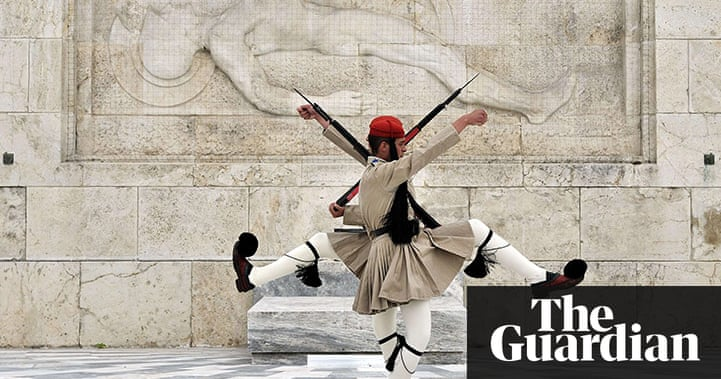 the letter h 24 hours in pictures news the guardian 25168 | Greek quickstep 001