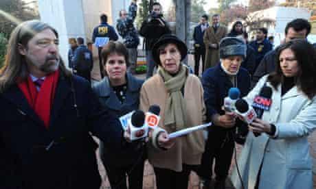 Daughters of Salvador Allende