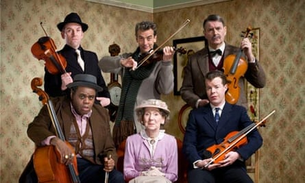The Ladykillers, staged 2011