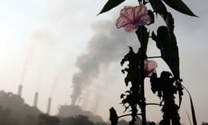 Power plant in Nagpur, India