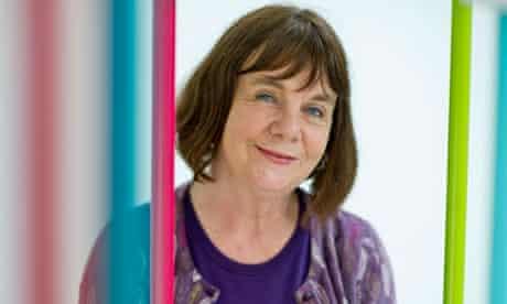 Julia Donaldson, author of The Gruffalo