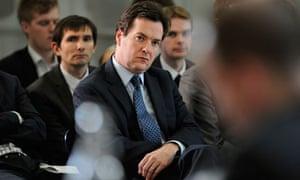 George Osborne at Treasury news conference 6/6/11