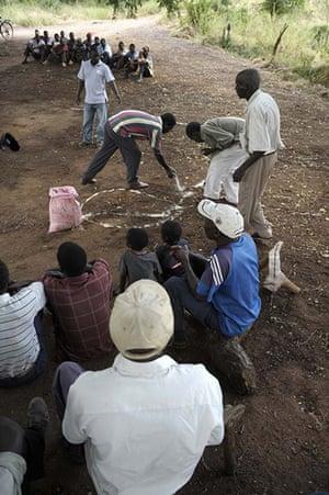 CLTS: Community Led Total Sanitation in Mozambique