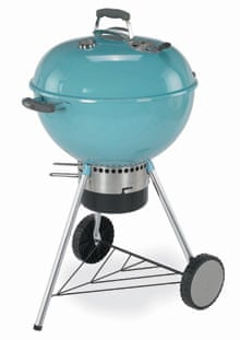 Weber kettle barbecue
