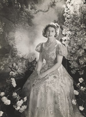 V&A Queen Portraits: Princess Elizabeth at Buckingham Palace