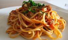 River Cafe spaghetti alle vongole