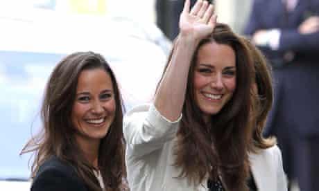 Kate Middleton hacking