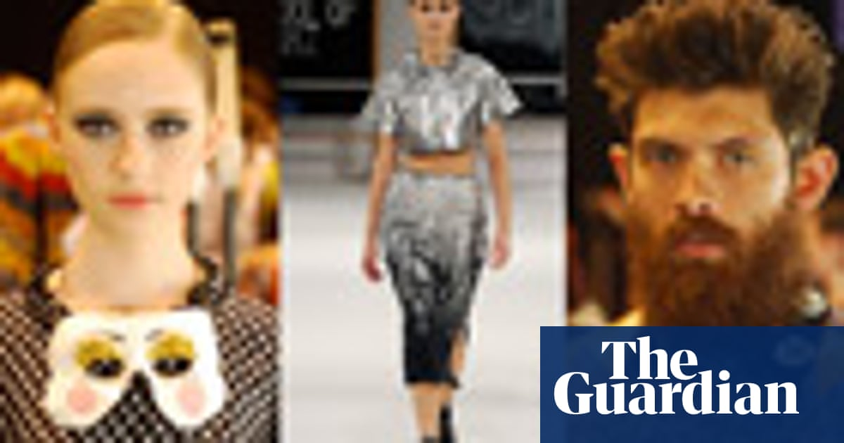 Graduate Fashion Week Top 10 In Pictures Fashion The Guardian