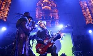 Adam Lambert at Paradiso, Amsterdam