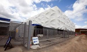 Olympic Games basketball stadium London