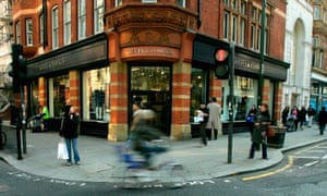 Luxury Stores Move To Sloane Square