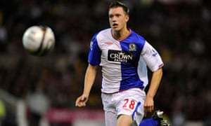 Phil Jones Manchester United Blackburn Rovers