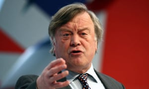 Kenneth Clarke Justice secretary