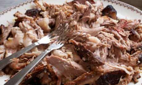 Tim Hayward's pulled pork
