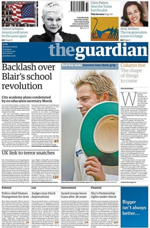 Guardian and Observer Editorial
