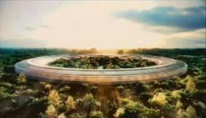 Apple's plan for a new headquarters