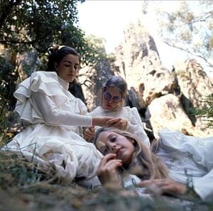 Literary picnics: Picnic At Hanging Rock