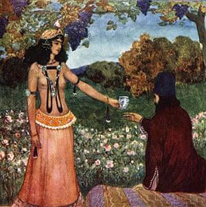 Literary picnics: Rubaiyat of Omar Khayyam