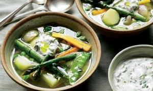 Yotam Ottolenghi: Summer minestrone