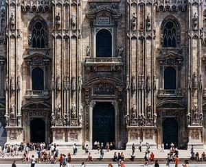 Thomas Streuth: Thomas Struth, Mailander Dom