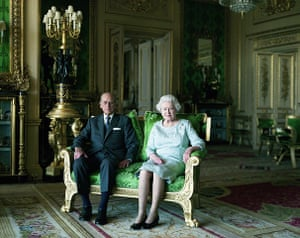 Thomas Streuth: Portrait to mark Queen's Diamond Jubilee by Thomas Streuth