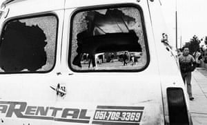 Toxteth Riots: Toxteth riots