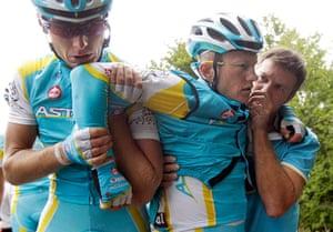 tour de france: Tour de France cycling race 9th stage