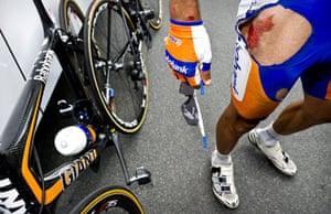 tour de france: Tour dde France, 5th stage