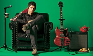 Love Music Love Food: Noel Gallagher