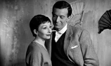 Roland Petit and Zizi Jeanmaire
