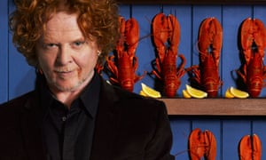 Love Music Love Food: Mick Hucknall