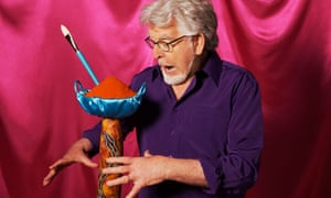 Love Music Love Food: Rolf Harris