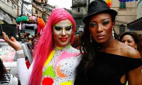Gay pride at Rio de Janeiro
