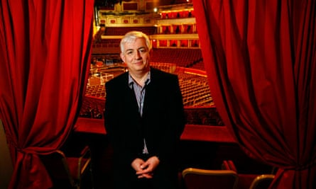 Roger Wright, controller of Radio 3 and director of the Proms