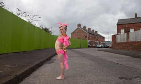 Freestyle dancer Casie.