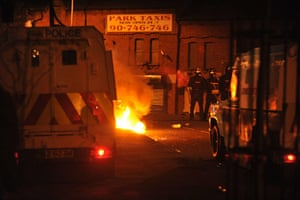 Belfast riots: Police come under attack during riots at Twelfth of July celebrations