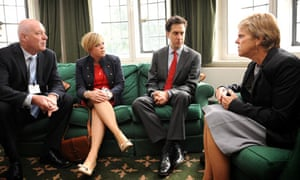 Milly Dowler's family discuss the phone-hacking scandal with Ed Miliband