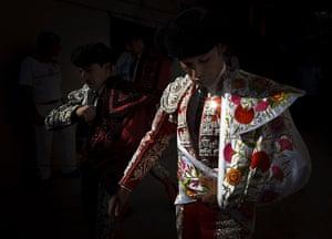 24 hours in pictures: San Fermin fiesta