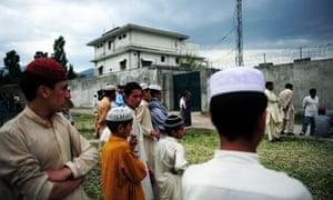 Abbottabad compound