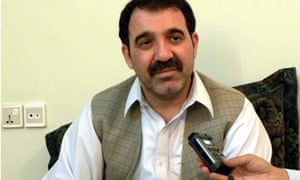 Ahmed Wali Karzai, brother of Afghan President Hamid Karzai killed in Kandahar