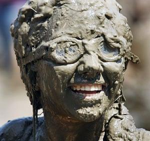 Mud day in Westland: Mud day in Westland