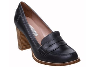 a58333ef712 HIGH HEELED LOAFERS  PIED A TERRE