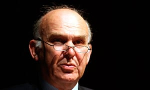 vince Cable warns on industrial action