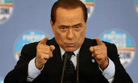 Silvio Berlusconi forze