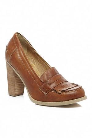 2de24da6e8a Top 10 high heeled loafers