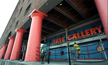 The Tate Gallery Liverpool