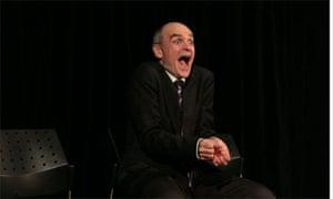 Comedian David Shore