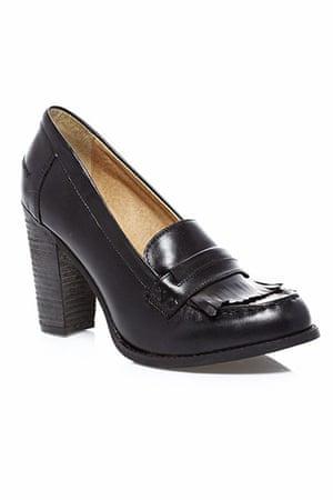 Preferred Top 10 high heeled loafers | Fashion | The Guardian OK21
