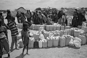 Somalia by Robin Hammond: Dadaab, a complex of three settlements, is the world's largest refugee camp