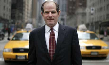 Eliot Spitzer, the former New York governor